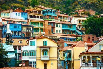 старый город тбилиси туры в грузию